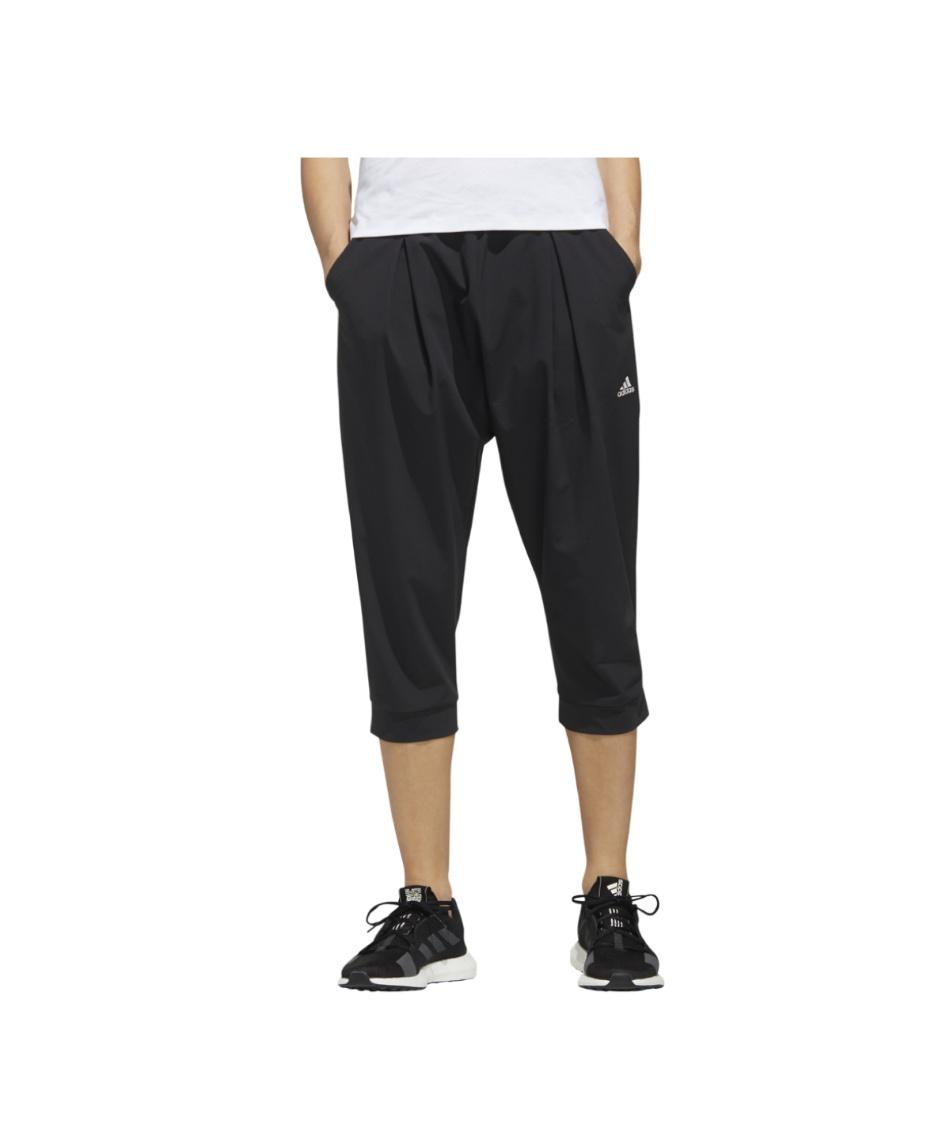アディダス(adidas) カプリパンツ マストハブ ストレッチウーブン カプリパンツ GVF60