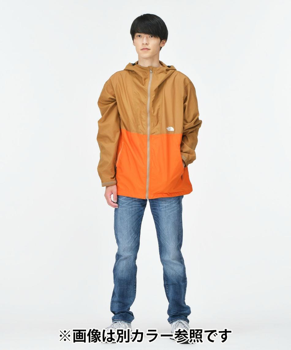 ノースフェイス(THE NORTH FACE) アウトドア ジャケット Compact Jacket コンパクトジャケット NP71830 BO