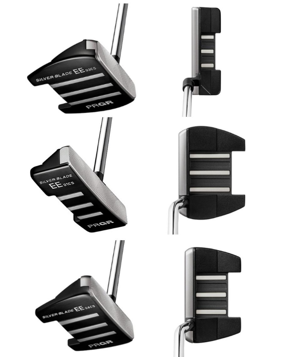 プロギア(PRGR) ゴルフクラブ パター シルバーブレード SILVER-BLADE EE PT 【2020年モデル】