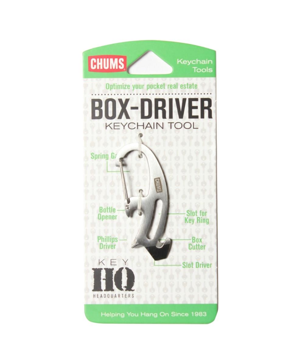 チャムス(CHUMS) マルチツール Box Driver CH61-1109
