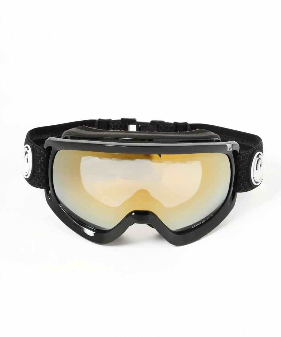 ドラゴン(DRAGON) スキー スノーボードゴーグル 眼鏡対応 メンズ GOGGLE D-3 SPIRIT BLACK 【国内正規品】【20-21 2021モデル】