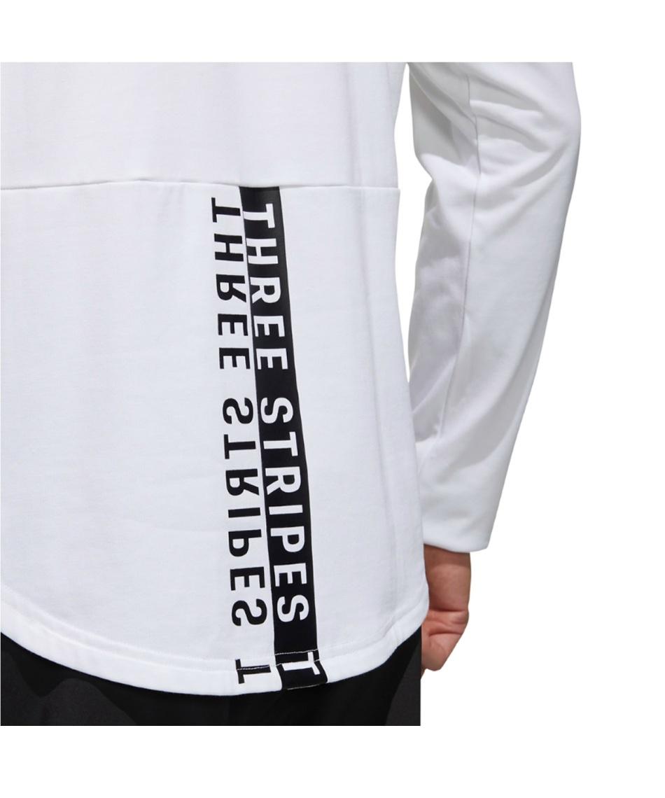 アディダス(adidas) Tシャツ 長袖 MHS ワーディング ロングTシャツ IXG25