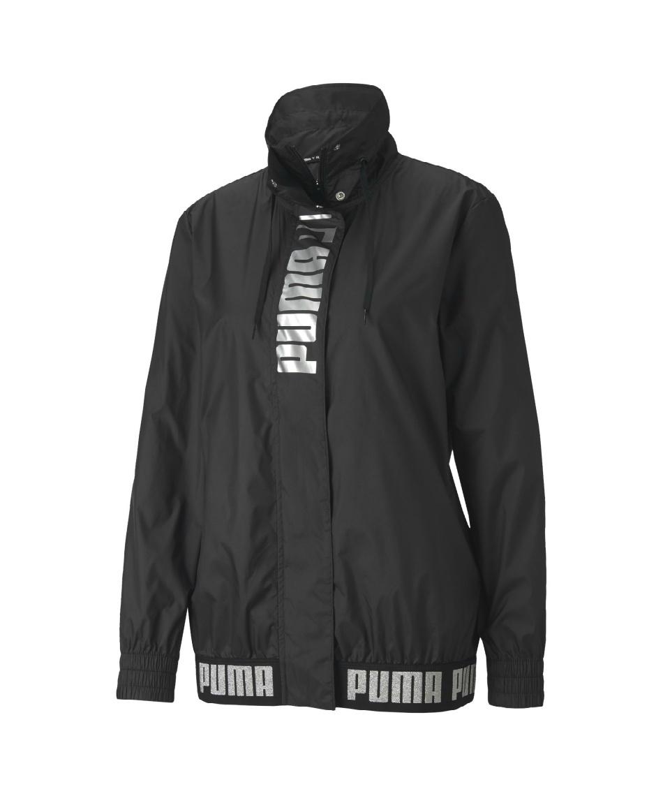 プーマ(PUMA) ウインドブレーカー ジャケット トレーニング ロゴ テープ 520018