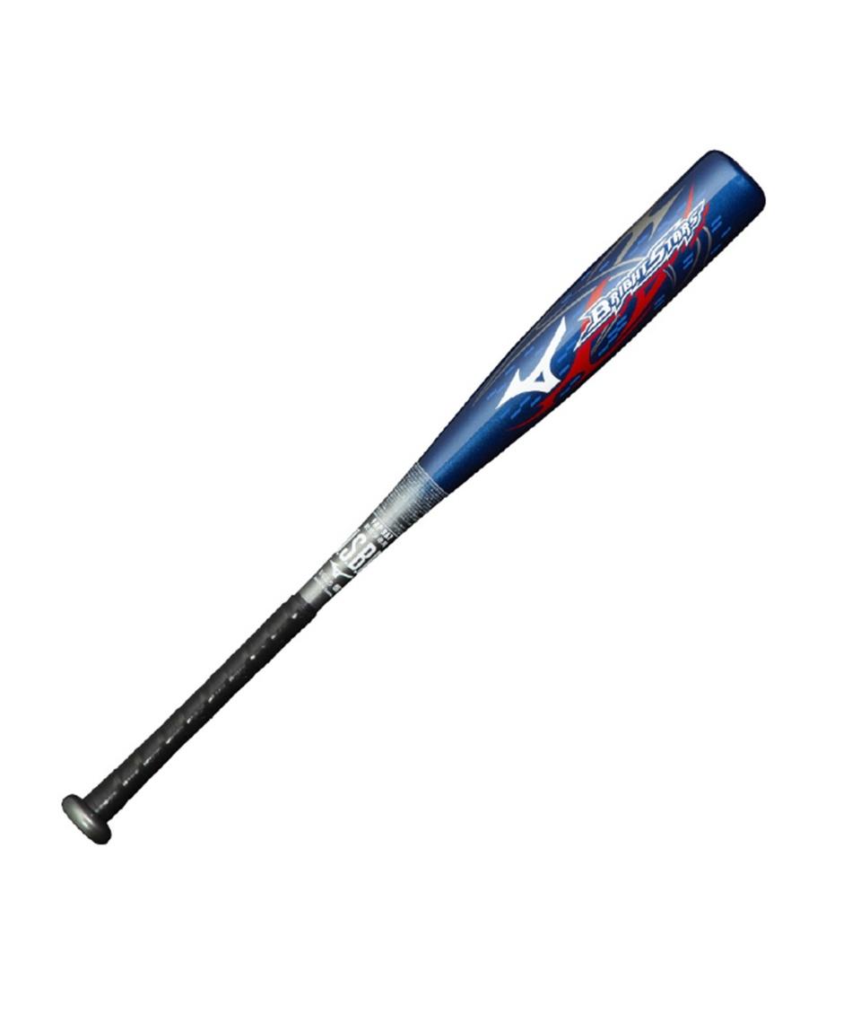 ミズノ(MIZUNO) 野球 少年軟式バット 少年軟式用FRP製 ブライトスターズ 1CJFY11870