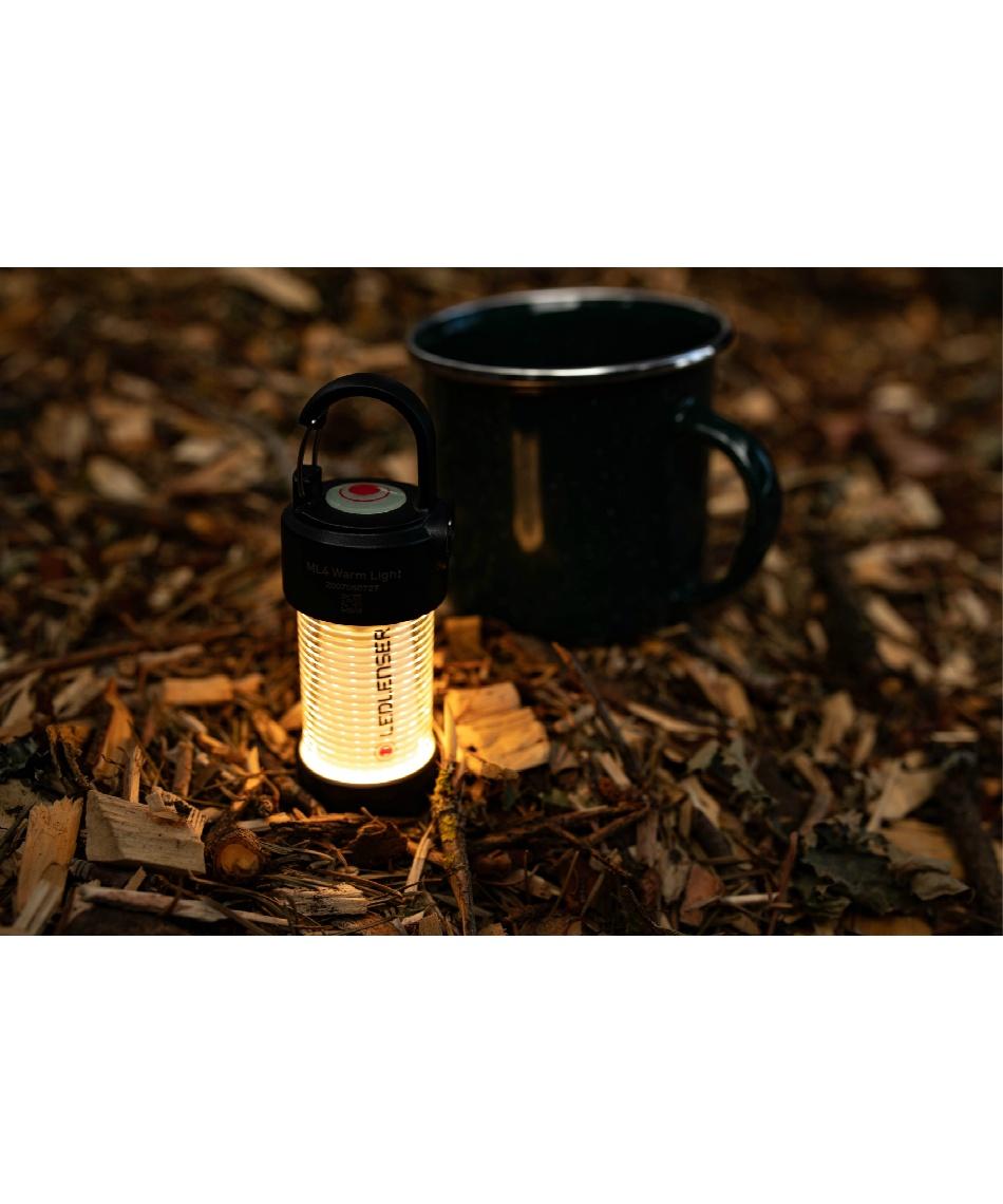 レッドレンザー(LED LENSER) ランタン LEDランタン 小型 ML4 Warm 43130