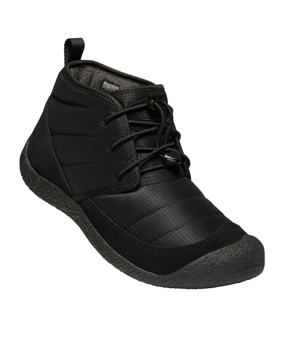 キーン(KEEN) ブーツ ハウザー ツー チャッカ 1023815 BK/BK