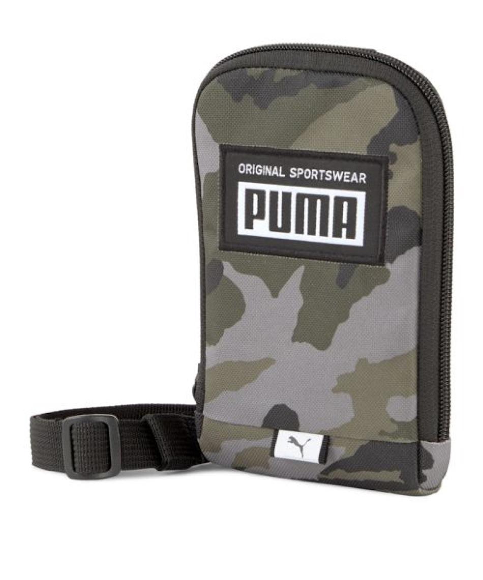 プーマ(PUMA) 財布 プーマ アカデミー ネック ウォレット 078031-04