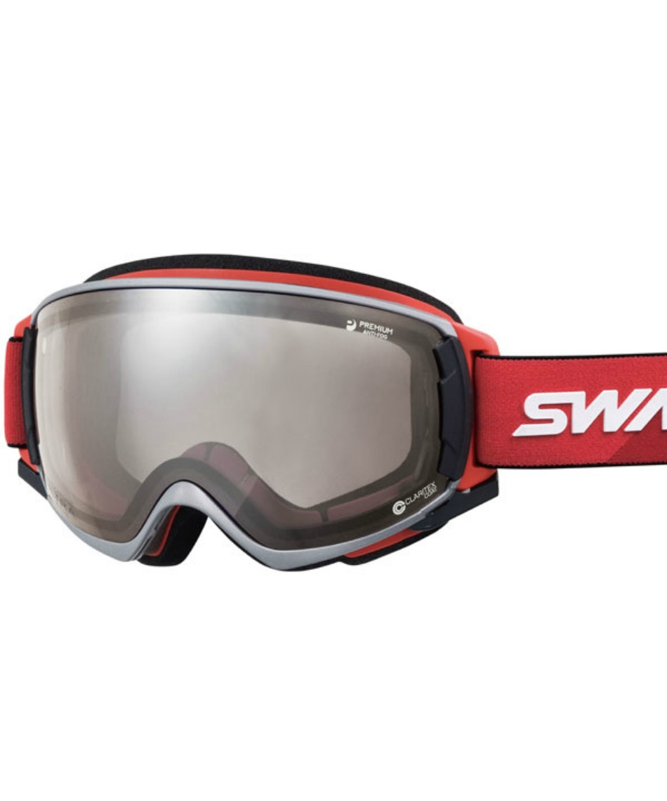 スワンズ(SWANS) スキー スノーボードゴーグル ULTRAレンズ ROVO-MDH-UL 【20-21 2021年モデル】