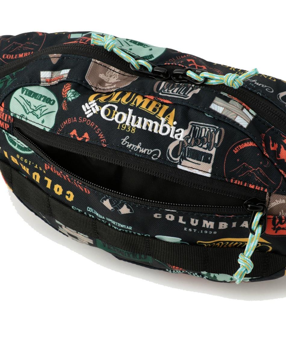 コロンビア(Columbia) ウエストバッグ スチュアートコーンヒップバッグIII PU8394 016 【国内正規品】