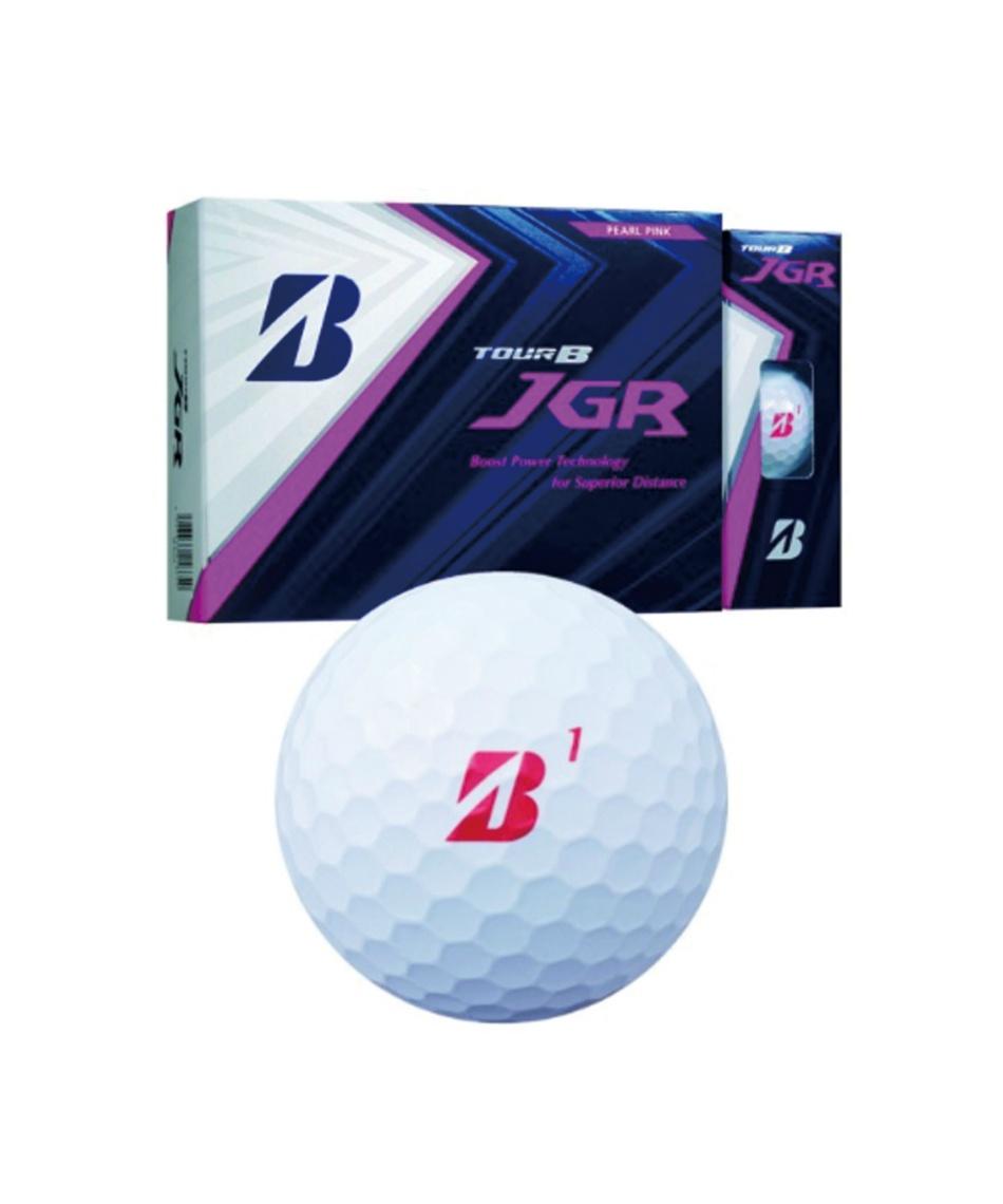 ブリヂストンゴルフ ( BRIDGESTONE GOLF )  ゴルフボール 1ダース 12個入 ツアービー・ジェイジーアール TOUR B JGR 【国内正規品】【2018年モデル】