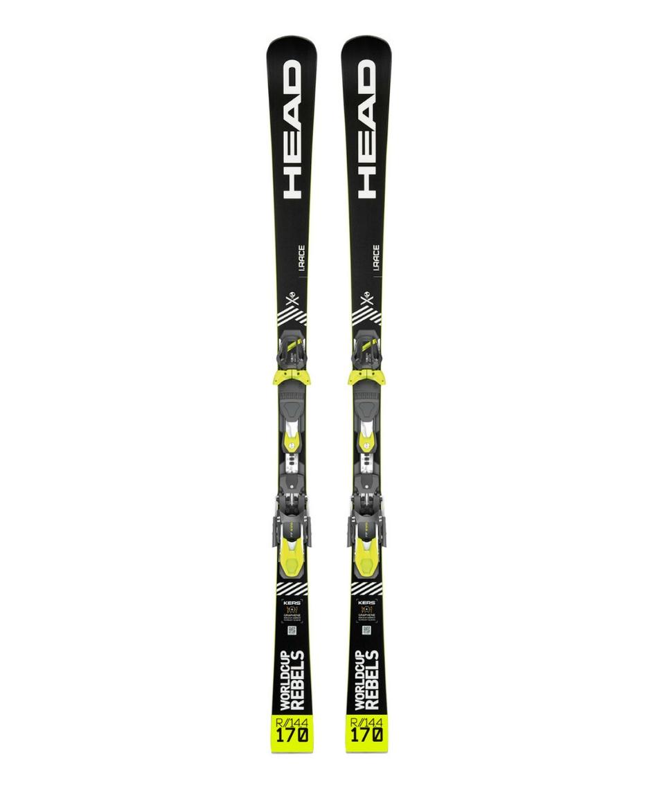 ヘッド(HEAD) スキー板セット 金具付 スキー板+ビンディング