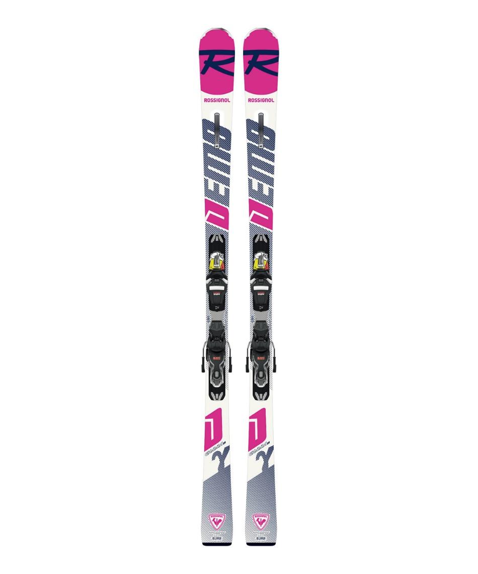 ロシニョール(ROSSIGNOL) スキー板セット 金具付 スキー板+ビンディング
