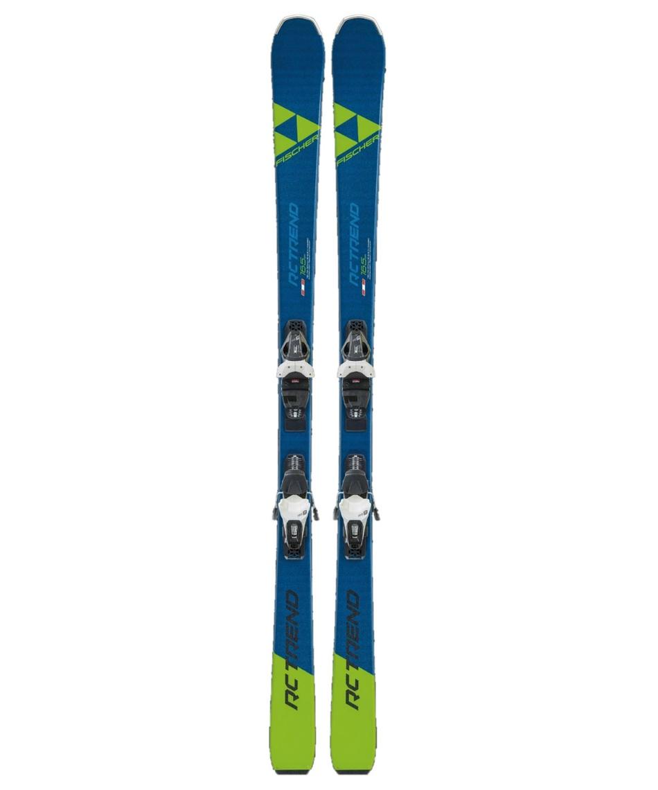 フィッシャー(FISCHER) スキー板セット 金具付 スキー板+ビンディング