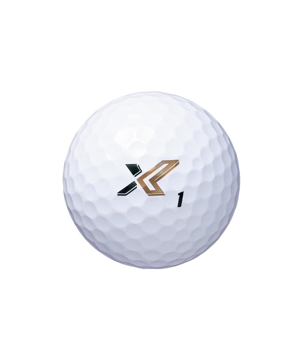 ゼクシオ(XXIO) ゴルフボール 1ダース 12個入 ゼクシオ エックス XXIO X