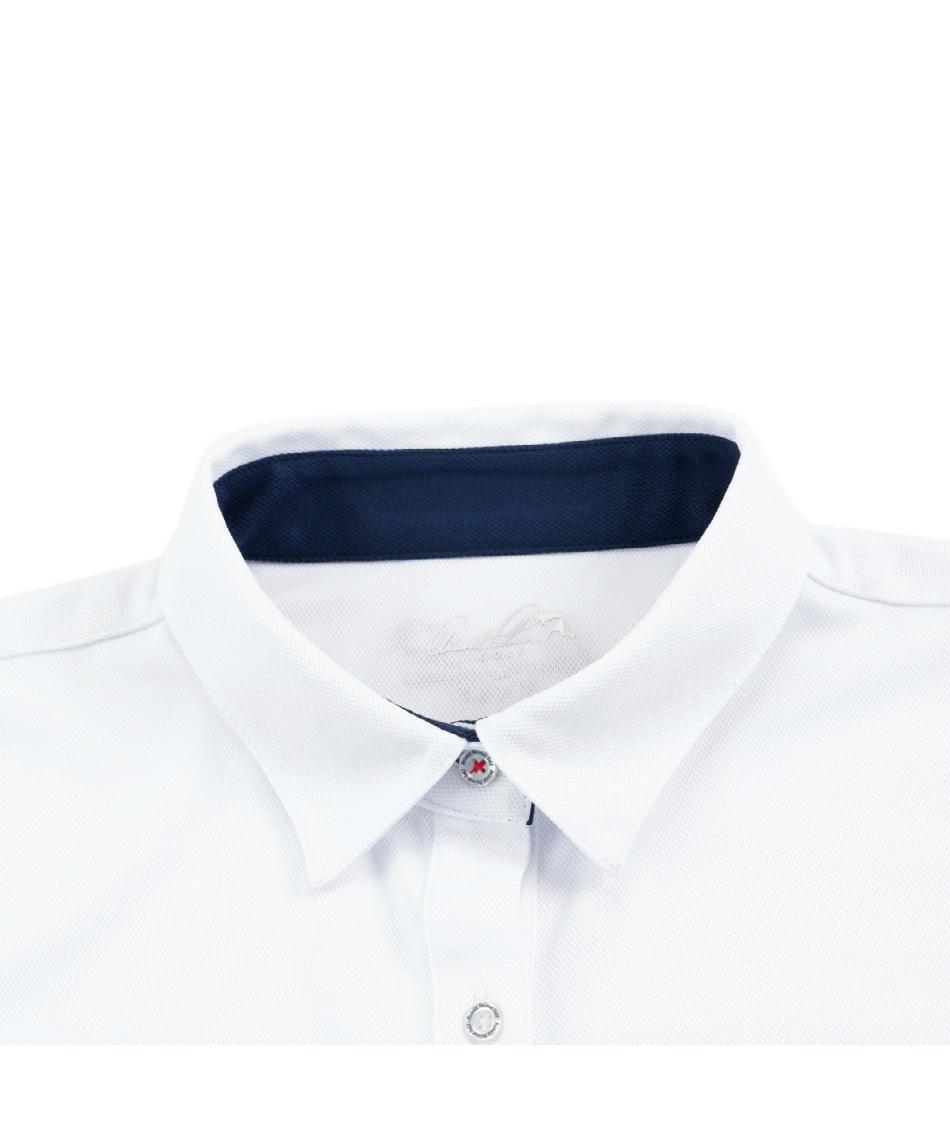 アーノルドパーマー(arnold palmer) ゴルフウェア ワンピース インナーセット 半袖シャツワンピース + 脇メッシュハイネック AP220312J01 + OP220310I01