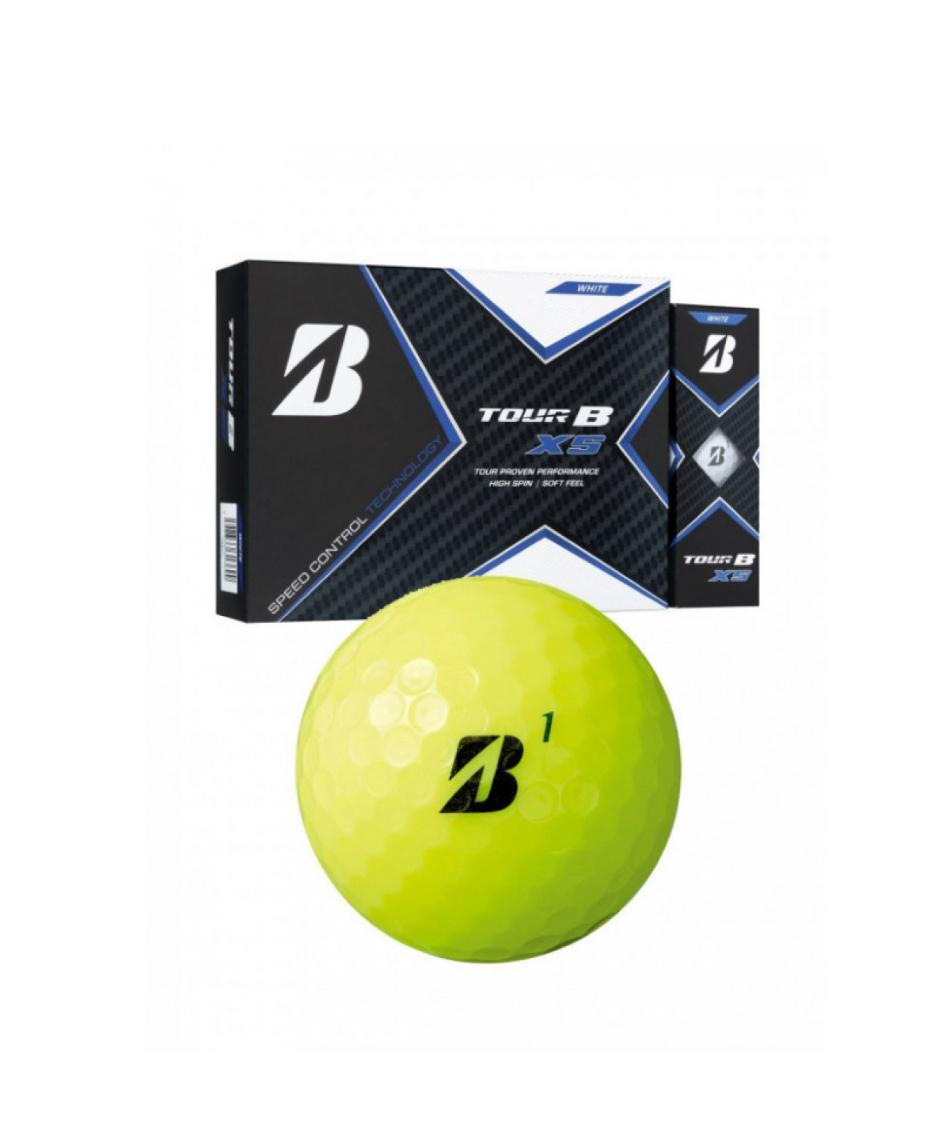 ブリヂストンゴルフ(BRIDGESTONE GOLF) ゴルフボール 1ダース 12個入 ツアービー エックスエス TOUR B XS 2020