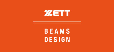 ZETT × BEAMS DESIGN