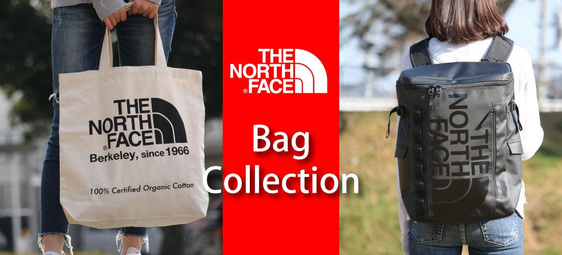 ノースフェイスバッグコレクション-バックパックやショルダーなど大集合