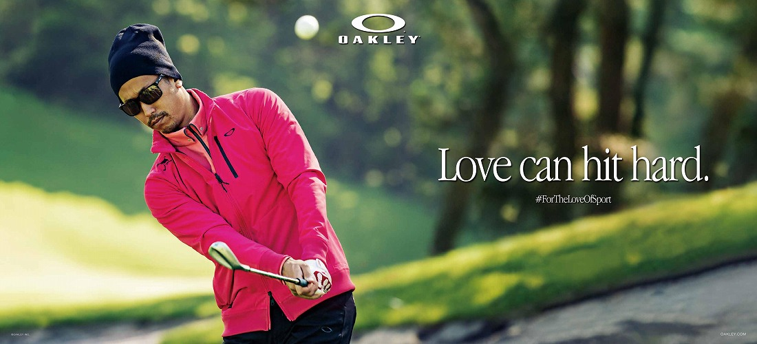 oakley golf Fall & Winter Collection 2020