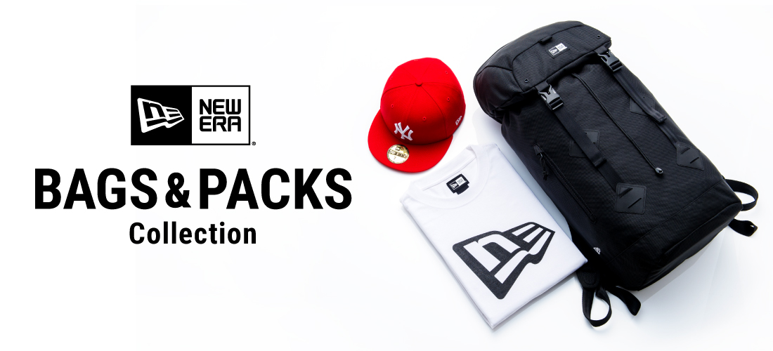 NEWERA BAGS and PACKS