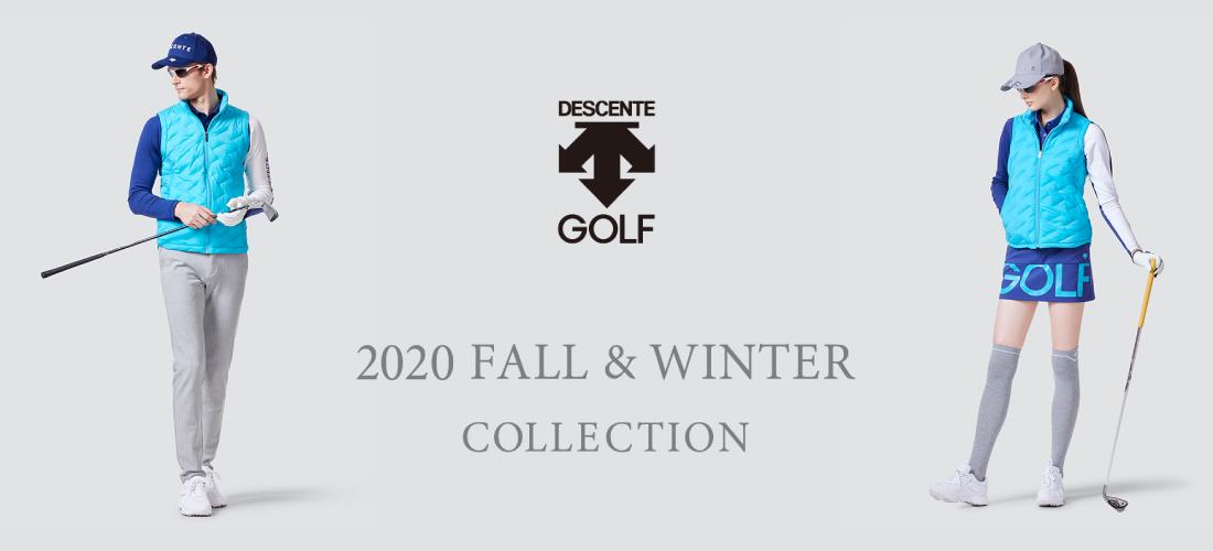 DESCENTEGOLF Fall & Winter Collection 2020