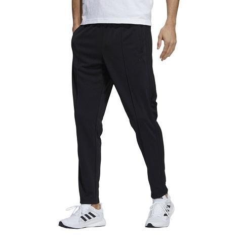 アディダス(adidas) スポーツウェア ジャージ ロングパンツ シーズナル アイコンズ スリーストライプス テーパードパンツ H40885 JIB41